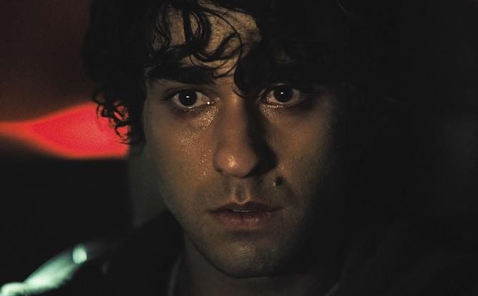 Alex Wolff in Hereditary (image cuts & # xed; a of Deaplaneta during the film's premiere in 2018)