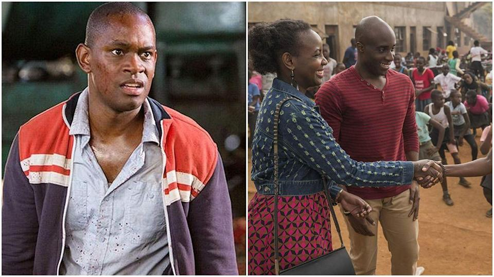 "<p>Apparently, <em>Sense8</em> replaced Aml Ameen (who played Capheus) with Toby Onwumere in the middle of season 2 because of—as <em><a href=""https://deadline.com/2016/04/sense8-aml-ameen-toby-onwumere-recasting-wachowski-netflix-series-1201744886/"" rel=""nofollow noopener"" target=""_blank"" data-ylk=""slk:Deadline"" class=""link rapid-noclick-resp"">Deadline</a></em> reports—""some sort of conflict between Aml and <em>Sense8</em> cocreator/executive producer/director Lana Wachowski that flared up at the season 2 table read in Berlin and worsened as filming progressed in India.""</p>"