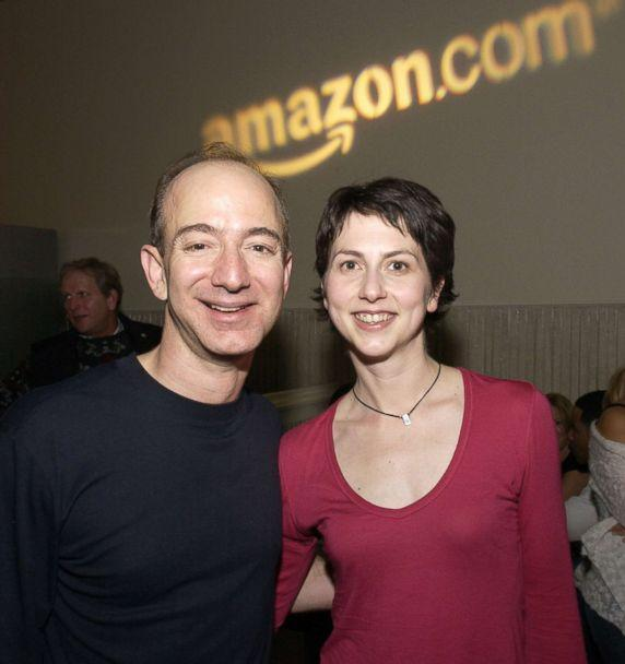 Billionaire Amazon CEO Jeff Bezos and wife MacKenzie splitting after 25 years