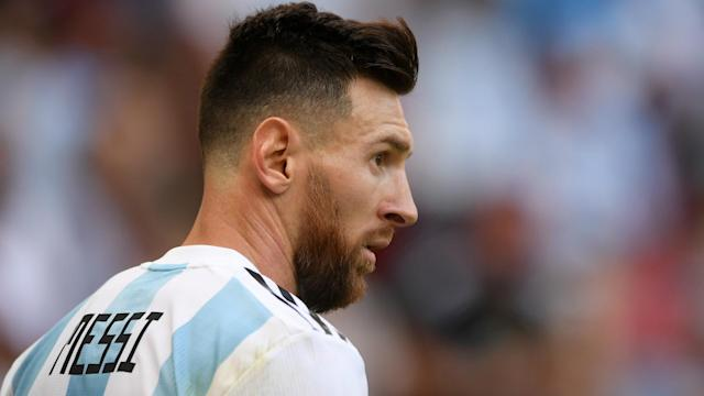 Juan Musso is relishing the international comeback of Lionel Messi ahead of Argentina's friendlies.
