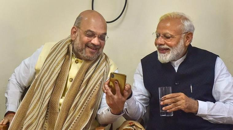 PM modi, narendra modi, amit shah, model code of conduct, election commission, election news, lok sabha elections, indian express