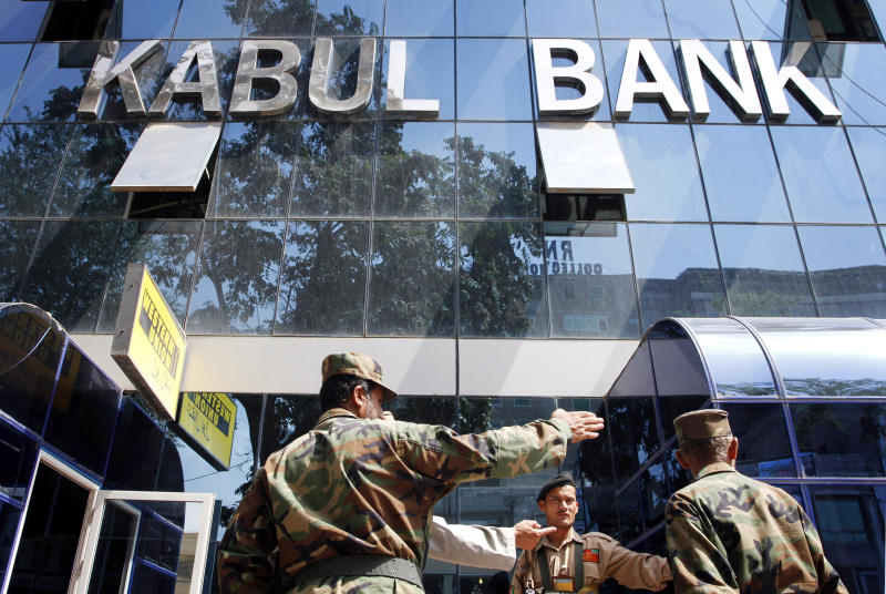 Report: Afghan politics hampers Kabul Bank case