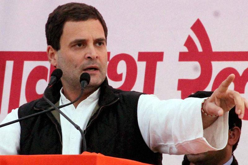 PNB Scam: Rahul Tells PM Modi, Jaitley to Stop Acting Guilty and Speak Up, Mamata Links it to Note Ban