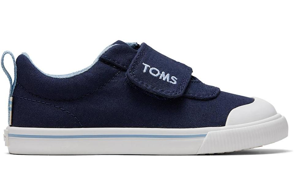 Toms, canvas sneakers