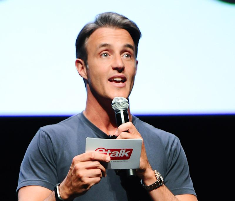 Ben Mulroney speaks at a Canadian screening at TIFF Bell Lightbox on June 11, 2018 in Toronto. (Photo: GP Images via Getty Images for Warner Bros. Canada)