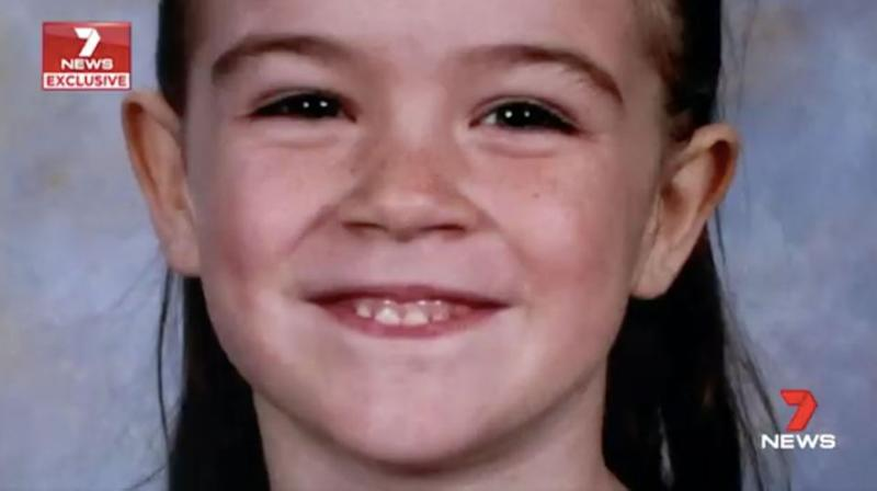 Chloe Hoson was only five years old when she died. Source: 7 News