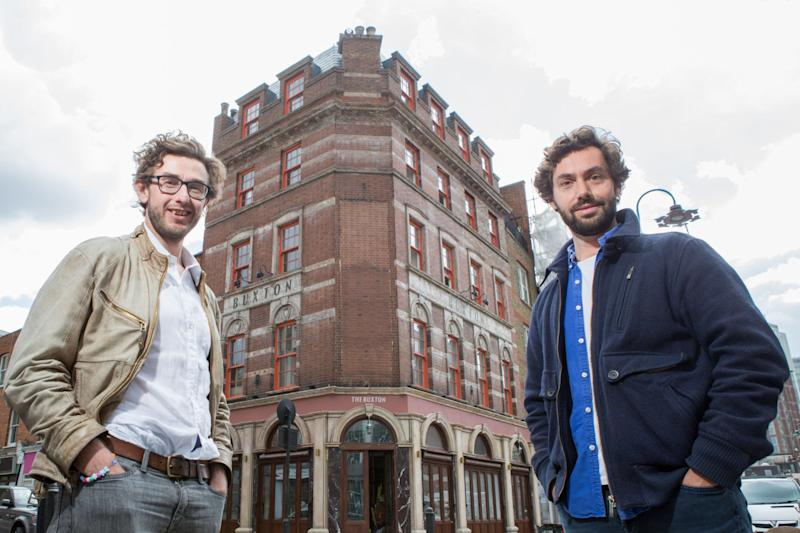 Owners of new Brick Lane pub the Buxton: 'I'd hate for anyone to look at this and think it's not for them'
