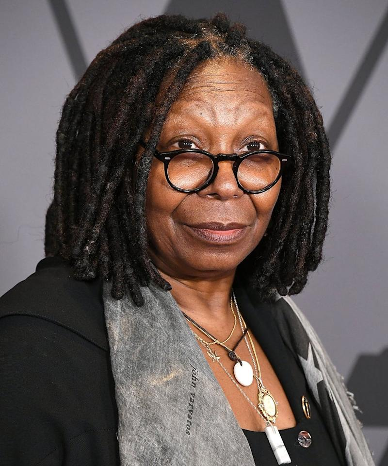 Whoopi Goldberg Goes After Meghan McCain: 'Girl Please Stop Talking'