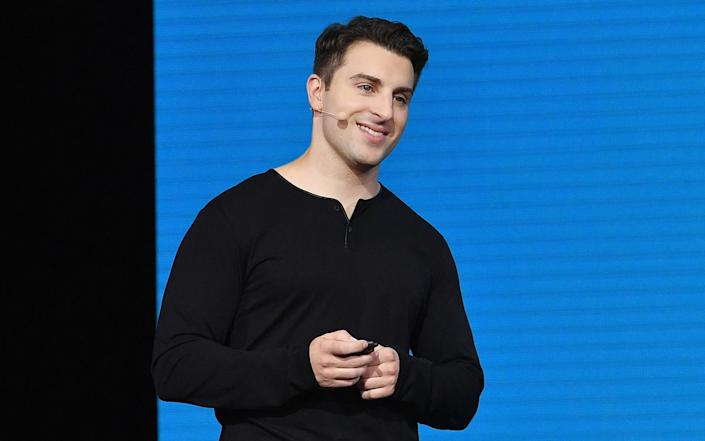 Airbnb CEO Brian Chesky - Mike Windle/Getty Images