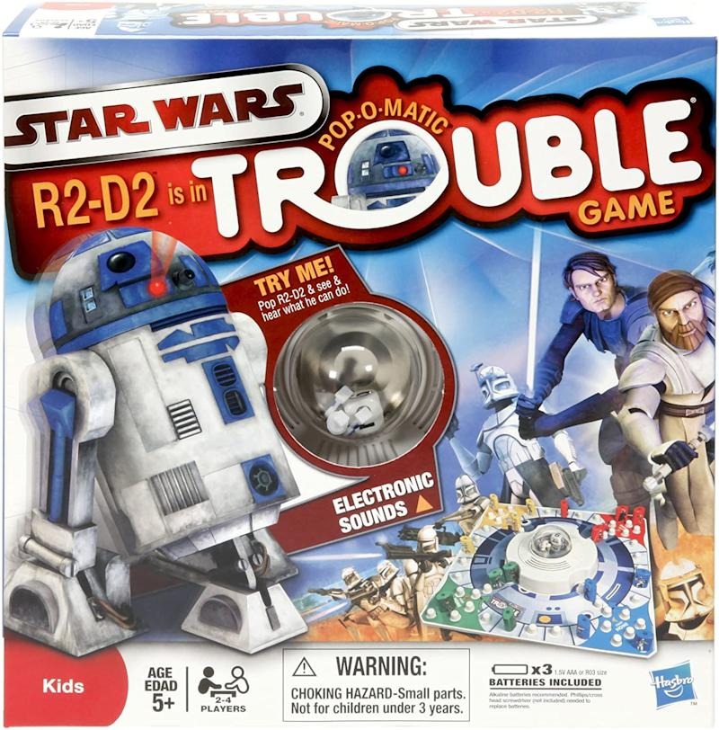 R2 - D2 is in Trouble Game