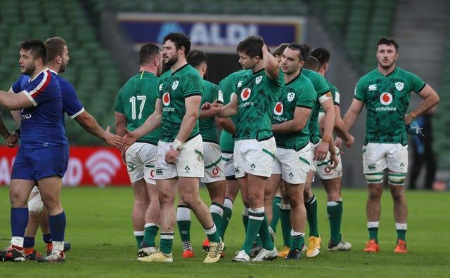 Ireland have lost their opening two Guinness Six Nations matches for the first time