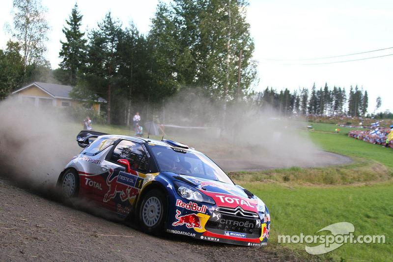 "5. Rally de Finlandia 2012: 122,89 km/h<span class=""copyright"">willyweyens.com </span>"