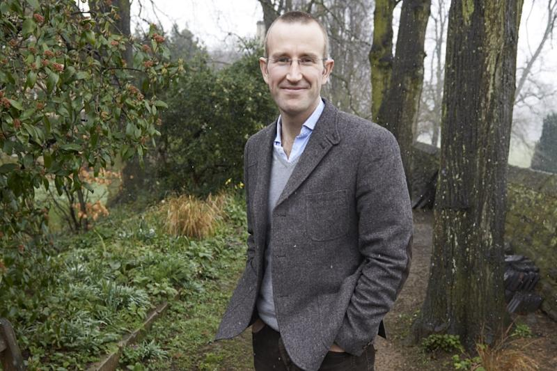 Deep mind: Robert Macfarlane (Rex Features)