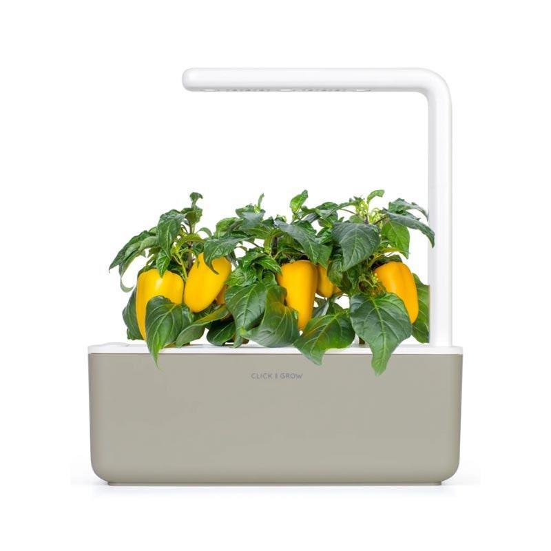 """For people who kill plants just by looking at them, this self-watering device will be a gamechanger. $100, Nordstrom. <a href=""""https://www.nordstrom.com/s/click-grow-smart-garden-3-self-watering-indoor-garden/5021535"""" rel=""""nofollow noopener"""" target=""""_blank"""" data-ylk=""""slk:Get it now!"""" class=""""link rapid-noclick-resp"""">Get it now!</a>"""