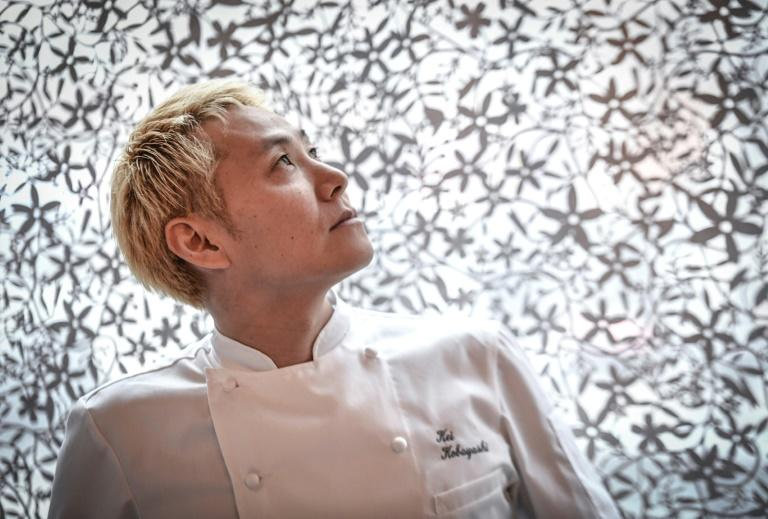 Aiming for the stars: Kei Kobayashi, the first Japanese chef to get the maximum three Michelin stars in France