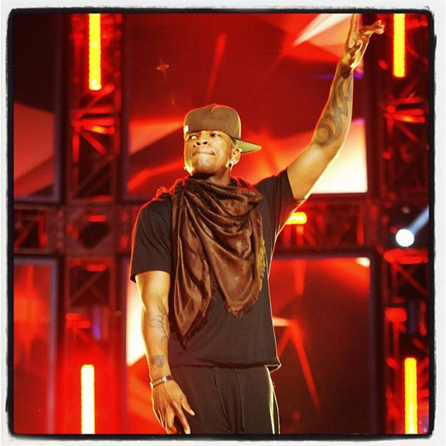 Wow! @NeYoCompound just finished rehearsals 4 #GRAMMYnoms. This is going 2b an exciting show. - cbsphoto, via Instagram