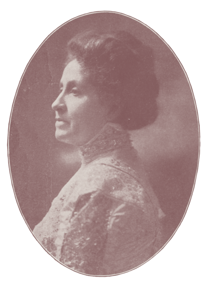 Mary Church Terrell, of Memphis, Tenn., fought for women's suffrage and civil rights and served as the first national president of the National Association of Colored Women from 1897-1901.