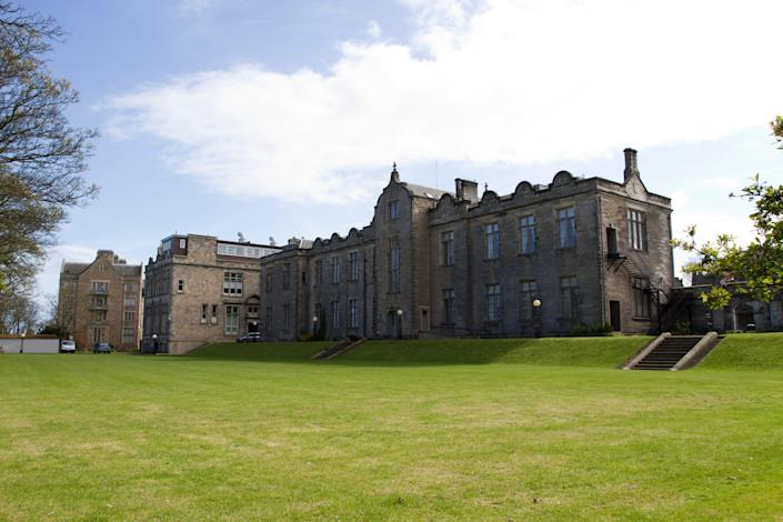 The grounds of St. Andrew's University in Scotland, United Kingdom. The school has come under fire over plans not to renew the contract of Dr Alison Kerr. (Getty Images/iStockphoto)