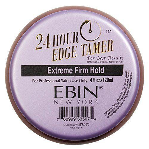 """<p><strong>EBIN NEW YORK</strong></p><p>amazon.com</p><p><strong>$10.99</strong></p><p><a href=""""https://www.amazon.com/dp/B018RIQ5NW?tag=syn-yahoo-20&ascsubtag=%5Bartid%7C2140.g.35634822%5Bsrc%7Cyahoo-us"""" rel=""""nofollow noopener"""" target=""""_blank"""" data-ylk=""""slk:Shop Now"""" class=""""link rapid-noclick-resp"""">Shop Now</a></p><p>With castor and argan oil to nourish your edges while still maintaining incredible holding power, this edge control is also silicone-free. The lines has a range of different levels of hold to meet every hair need.</p>"""