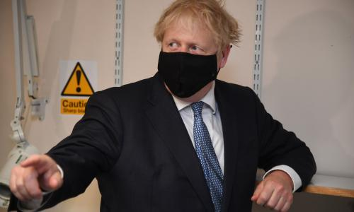 Boris Johnson says coronavirus could have been handled differently