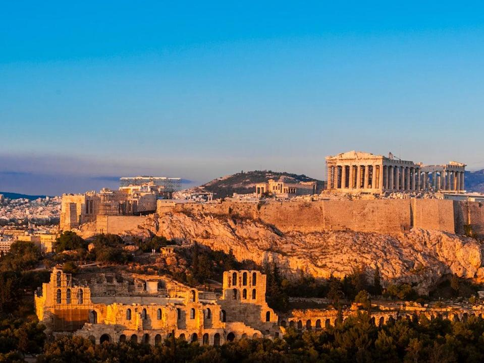 Athens, Greece (Getty Images/iStockphoto)