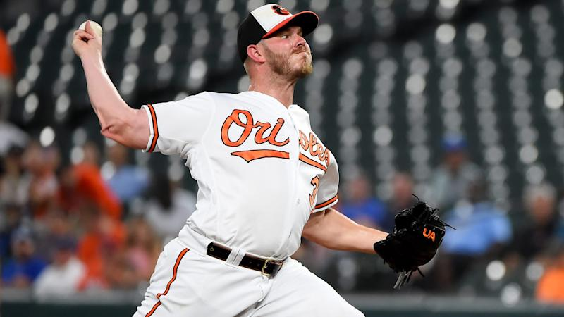 Orioles trade Dylan Bundy to Angels for four pitching prospects
