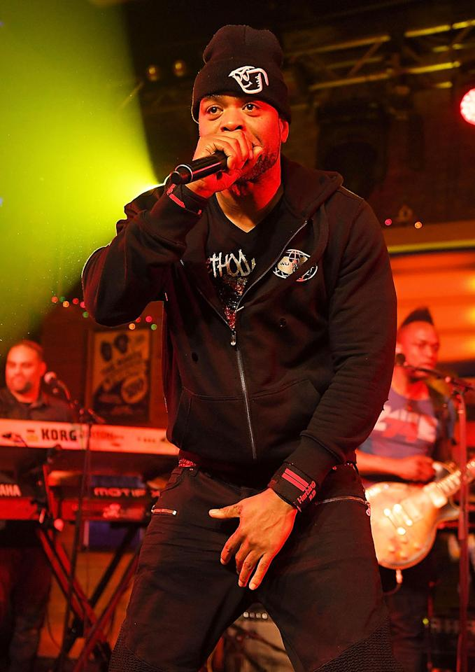 <p>Rapper Method Man and The Roots perform during the Budlight Event 2017 SXSW Conference and Festivals on March 18, 2017 in Austin, Texas. (Photo by Matt Winkelmeyer/Getty Images for SXSW) </p>