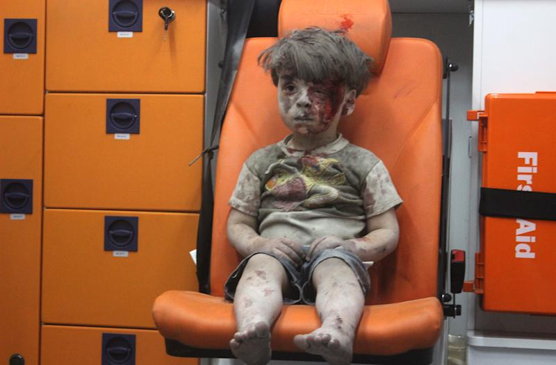 'This Is a Forged Picture': Bashar Assad Disputes 'Boy in the Ambulance' Account