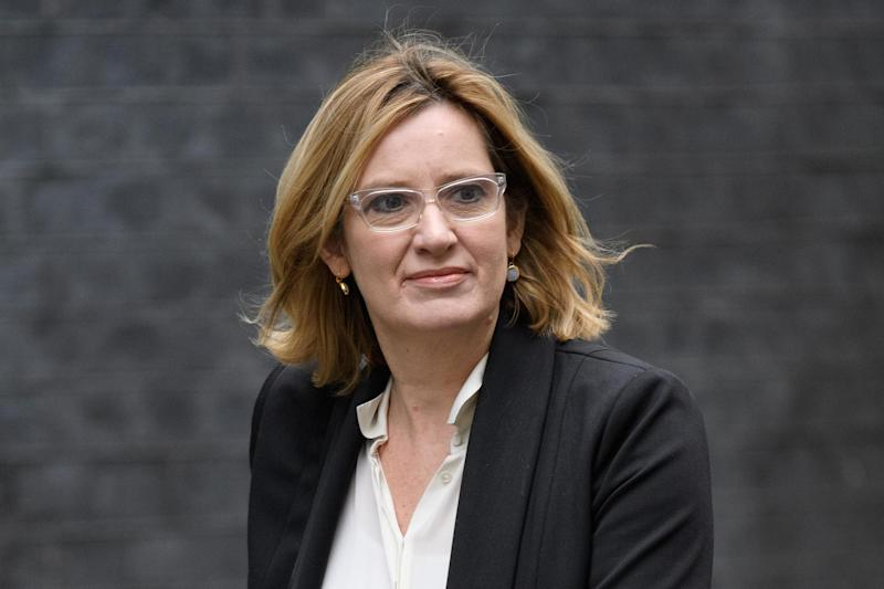 Home Secretary Amber Rudd said she was 'pleased' with the Evening Standard's campaign: Getty Images