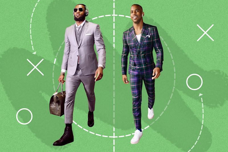 3cb953f81ff2 The 2018 NBA Style Showdown Finals: Vote Now for the League's Best-Dressed  Player