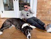 """<p>Michael J. Fox said his<a href=""""https://people.com/pets/michael-j-fox-dog-gus-dead/"""" rel=""""nofollow noopener"""" target=""""_blank"""" data-ylk=""""slk:final goodbye to his 12-year-old dog Gus"""" class=""""link rapid-noclick-resp""""> final goodbye to his 12-year-old dog Gus</a> on April 21.</p> <p>""""Gus — great dog and loyal friend, we'll miss you,"""" <a href=""""https://www.instagram.com/p/CNk6NeCs3Z6/"""" rel=""""nofollow noopener"""" target=""""_blank"""" data-ylk=""""slk:Fox wrote on Instagram"""" class=""""link rapid-noclick-resp"""">Fox wrote on Instagram</a>, before referencing several pages from his 2020 memoir, <em>No Time Like the Future</em>: <em>An Optimist Considers Mortality</em>.</p> <p>In addition to his Instagram tribute, Fox also posted numerous photos of himself with Gus throughout the years on his Instagram Stories.</p>"""