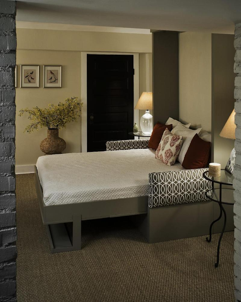Multi Purpose Guest Bedroom Murphy Beds Make A Multipurpose Room A Guest Room