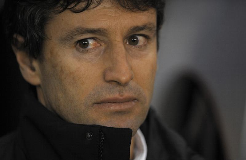 Domingos Paciencia -- a former Porto and Portugal striker -- has failed to enjoy the same success as he did when he guided another Portuguese side Sporting Braga to a surprise appearance at the 2011 Europa League final