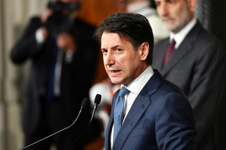 Giuseppe Conte's appointment could herald an end to more than two months of political uncertainty