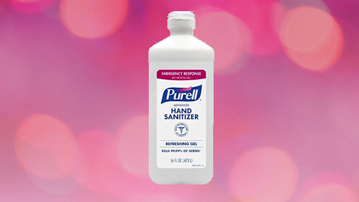 Save 41 percent—Purell Advanced Instant Gel Hand Sanitizer (12-pack). (Photo: Amazon)