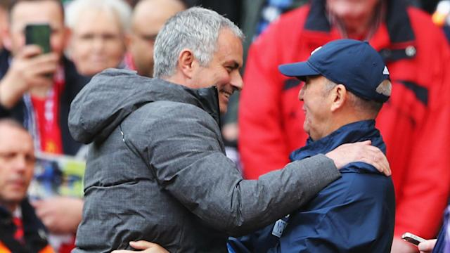 While Manchester United are battling to secure a top-four place, Tony Pulis is backing them to challenge for the Premier League next season.