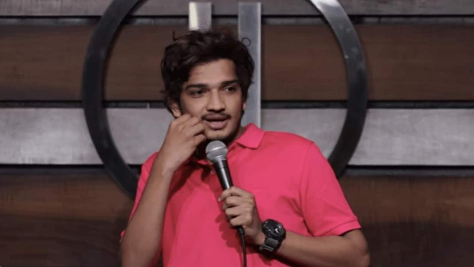 Comedian Munawar Faruqui booked for allegedly insulting Hindu Gods