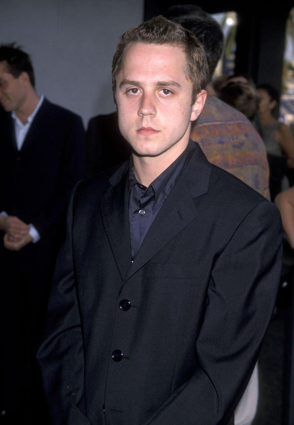 <p>Giovanni first appeared on the series in season 2 as Frank Jr., Phoebe's half brother. He continued to guest star on the series while his career was taking off with roles in blockbusters like <em>Saving Private Ryan</em> in 1998. </p>