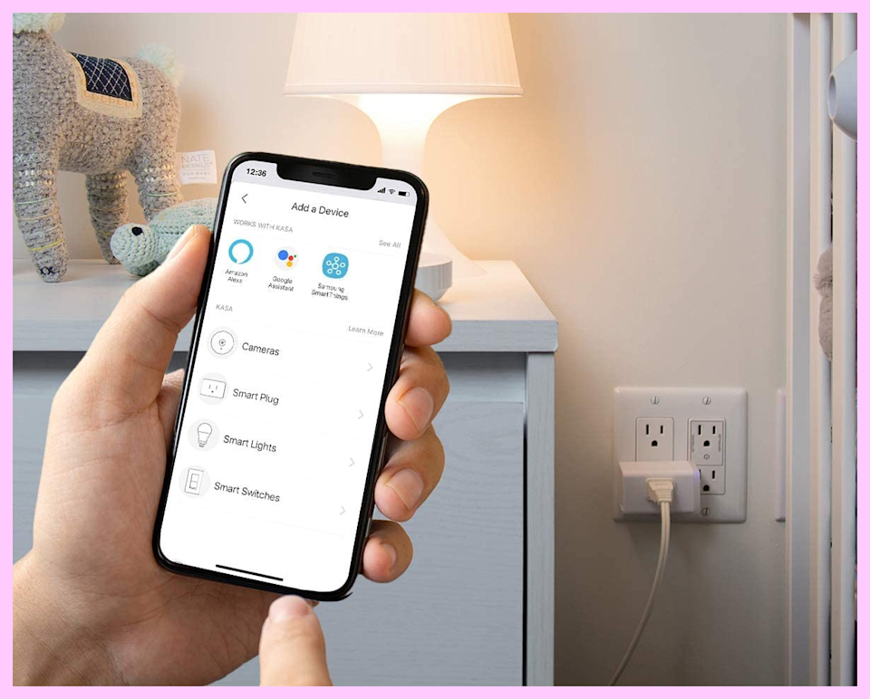 Save $23—control appliances from any room in the house with just your phone. (Photo: TP-Link)
