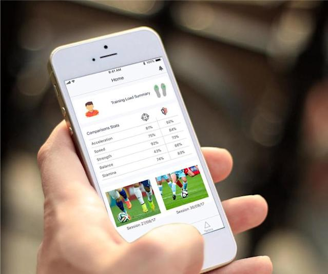 This is the app that could change the way football injuries are handled