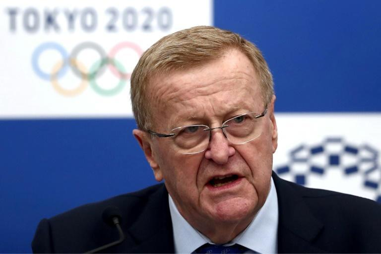 IOC vice-president John Coates said the Tokyo Olympics would be the 'Games that conquered Covid'