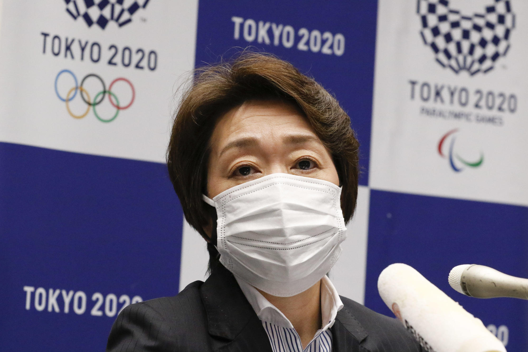 Tokyo Olympics chief denies decision made to ban foreign fans