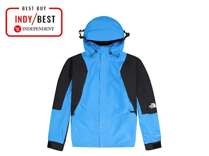 Breathable but waterproof, this jacket is a must-have for outdoor excursionsThe Indepdendent