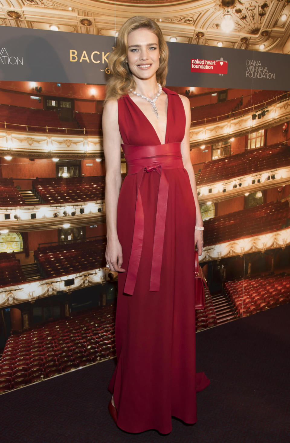 <p>The age-defying mum-of-four is still one of the world's top models. <i>[Photo: PA]</i></p>