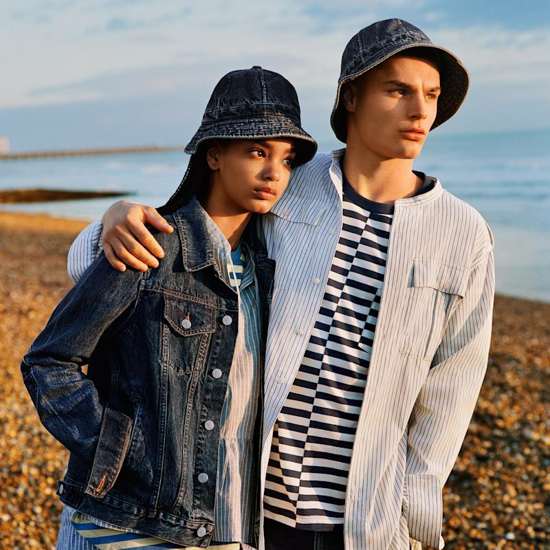 JW Anderson's Uniqlo Collab Is Returning This Spring With Brighton Beachwear