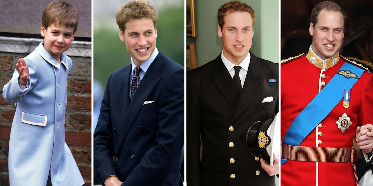<p>In celebration of Prince William's 37th birthday, we look back at some of the Duke of Cambridge's best moments caught on camera.</p>