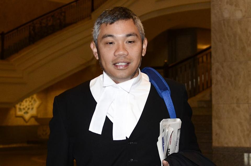 Lawyer Fahri Azzat said the minister should remember that enforcement of the Finas Act according to his interpretation should be applied equally across the board. ― Picture by Miera Zulyana