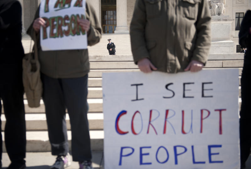 Liberals Want to Overturn Citizens United. A New Study Shows Conservatives Do Too
