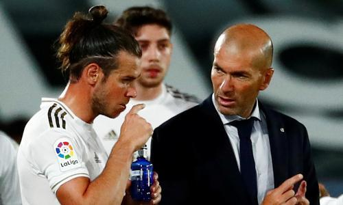 Real Madrid omitted Gareth Bale 'as he preferred not to play' at Manchester City