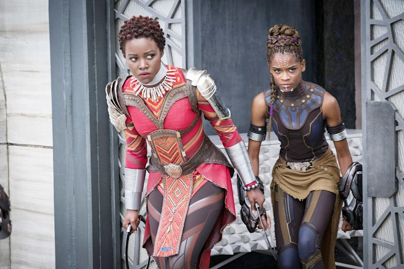 """Black Panther"" Breaks Records at the Box Office"
